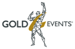 Gold-Events Logo